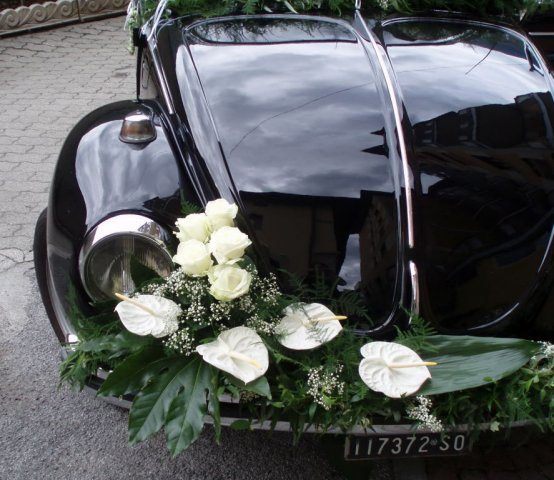 Addobbo auto degli sposi addobbo auto degli sposi for Degli sposi