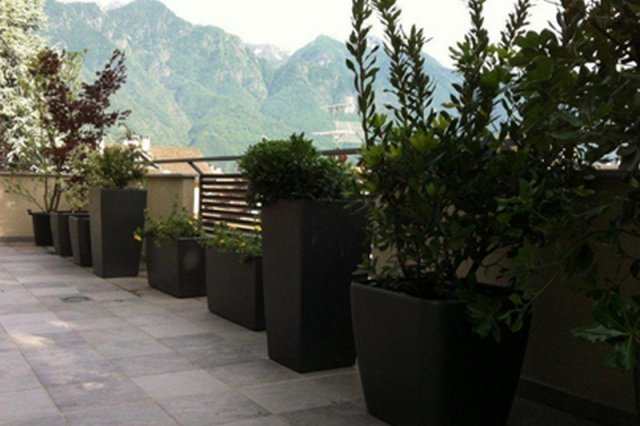 Terrazze e giardini pensili - Terrazze e giardini pensili